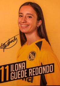 Ilona Guede Redondo - YB Frauen 2019/20