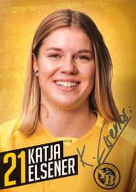 Katja Elsener - YB Frauen 2018/19