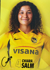Chiara Salm - YB Frauen 2020/21