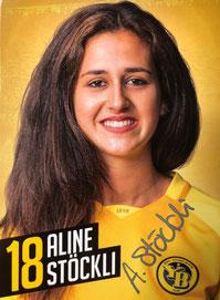 Aline Stöckli - YB Frauen 2018/19