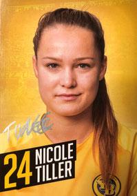 Nicole Tiller - YB Frauen 2018/19