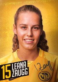 Leana Zaugg  - YB Frauen 2018/19