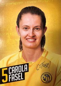 Carola Fasel - YB Frauen 2018/19