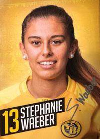 Stephanie Waeber  - YB Frauen 2018/19