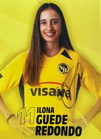 Ilona Guede Redondo YB Frauen