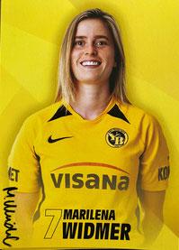 Marilena Widmer - YB Frauen 2020/21