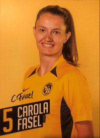 Carola Fasel - YB Frauen 2019/20