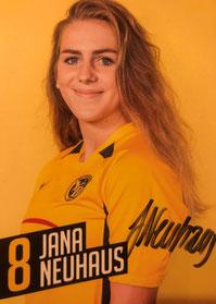 Jana Neuhaus - YB Frauen 2019/20