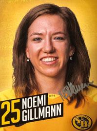 Noemi Gillmann - YB Frauen 2018/19