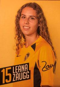 Leana Zaugg - YB Frauen 2019/20
