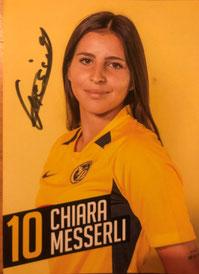 Chiara Messerli - YB Frauen 2019/20