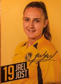 Jael Jost - YB Frauen 2019/20