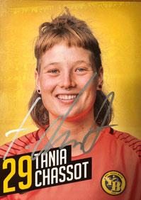 Tania Chassot - YB Frauen 2018/19