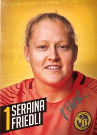 Seraina Friedli - YB Frauen 2018/19