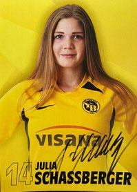 YB Frauen Julia Schassberger