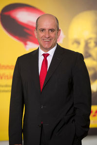 Volker Oesau, CEO Central Europe, DHL Global Forwarding  /  source: Deutsche Post