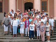 Zum Jahresausflug starteten die Damen des Aster Frauenbundes samt einigen Begleitern.