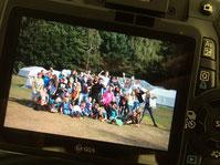 Die Teilnehmer des KiDZ CAMP 2014