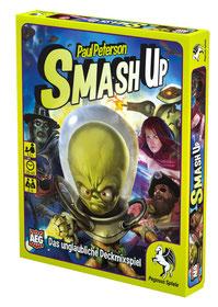 Spiele für den Sommerurlaub: Smash Up
