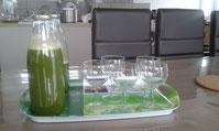 Faire une cure detox grâce aux jus de légumes