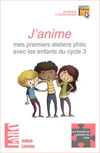 Cet article est extrait de ce livre pour animer des ateliers philo clés en main avec les enfants