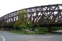 Die nahegelegenen Liesenbrücken © Diana Schaal
