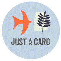 Just A Card campaign logo