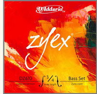 Zyex Double Bass Strings