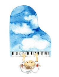 郡山市つちやピアノ教室 子供のレッスン