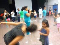 Familia en Danza; Associacion cultural peruano-britanica; Districto de Surco; Marzo 2013