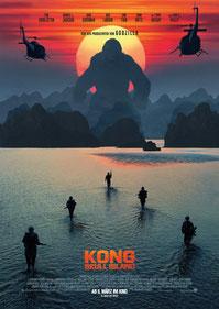 Plakat: Kong: Skull Island