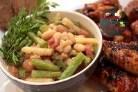 Rumänischer Bohnen Eintopf Rezept Dutch Grill BBQ Barbeque