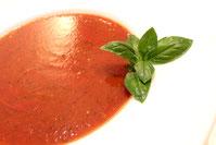 Schnelle Tomatensuppe Rezept Toskana