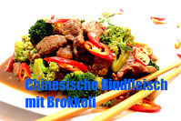 Asiatische Küche Rezept kochen szechuan pikant rindfleisch sauce brokkoli gemüse Asiatisch scharf wowa kocht