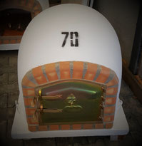 Pizzaoven Cook 70