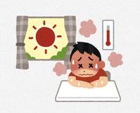 室内での熱中症