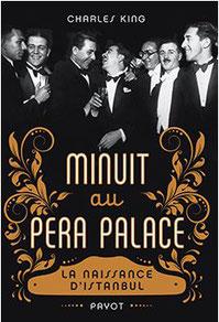 Minuit au Pera Palace, Charles King