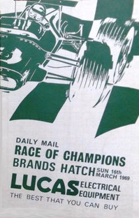 Race of Champions of 1969