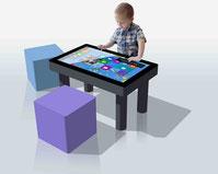 Touch Tische für Kinder