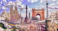 гид в Барселоне, экскурсии в Барселоне, русскоязычные туры по Барселоне, русский гид в Барселоне