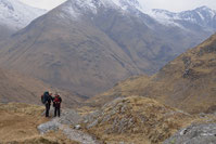 """Five Sisters of Kintail"" im Blickfeld"