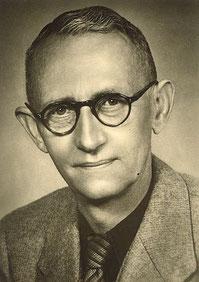 Firmengründer Albert Kleinschmidt