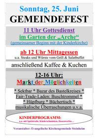 Gemeindefest-Flyer (vergrößerbar)