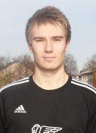 Ihm machte läuferisch wieder keiner was vor: Marius Neumann.