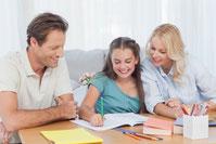 Hilfe und Unterstützung bei schulischen Problemen