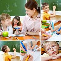 Lehrerin erkennt die Stärken ihrer Schüler