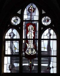 Das Vitusfenster in der Jpsefskapelle - Foto: HPD