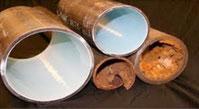 reparation d'une canalisation sans casse echantillon