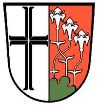 Das Wappen der Stadt Hammelburg