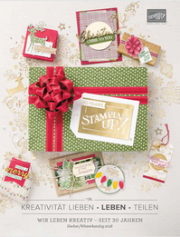 Stampin up herbst winter katalog 2020